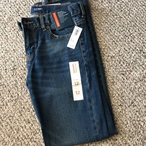 Boys size 12 old navy jeans - NWT
